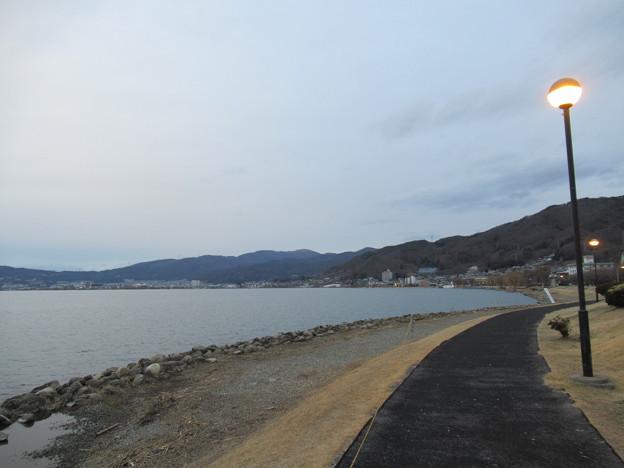 Photos: 諏訪湖畔逍遥
