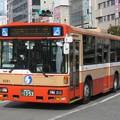 Photos: 神姫バス 日産ディーゼルスペースランナー 姫路200か13-53