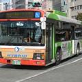 Photos: 神姫バス いすゞエルガ 姫路200か10-87