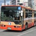 Photos: 神姫バス 三菱ふそうエアロスター 姫路200か12-84