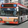 Photos: 神姫バス いすゞエルガ 姫路200か14-73