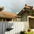 Photos: 沖縄の瓦屋根の古民家