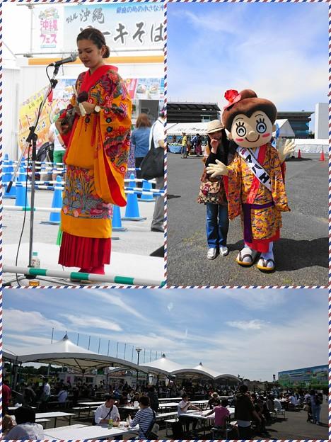 沖縄フェス@東京競馬場