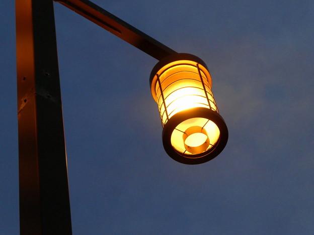 写真: 灯り