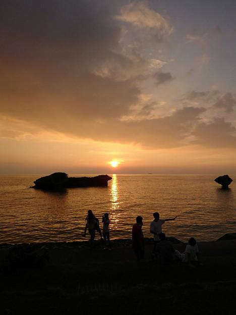 渡具知ビーチ(沖縄県読谷村)
