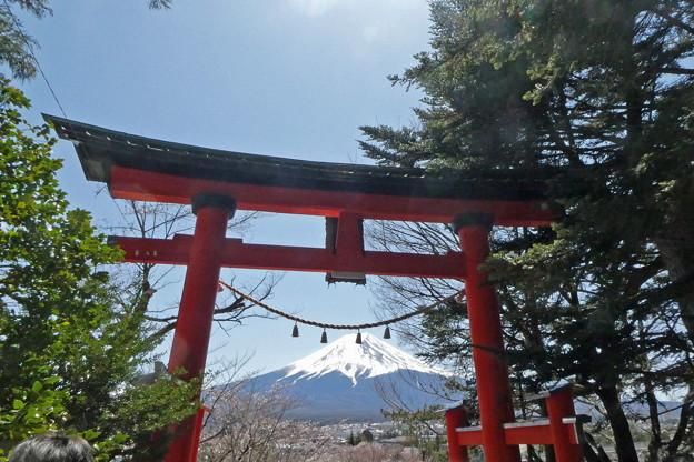 Photos: フレームにしてみる富士山
