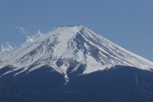 Photos: 忠霊塔から見た富士山