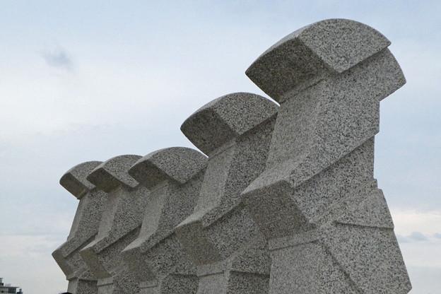 神戸海援隊の碑