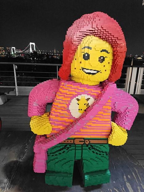 レゴとレインボーブリッチ