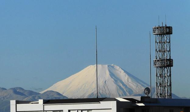 Photos: 今朝の富士山