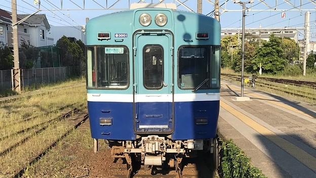 銚子電鉄3000系