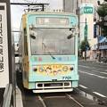 写真: 岡山電気軌道