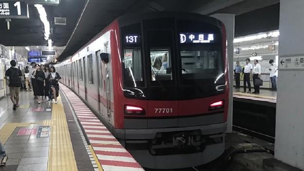 東武70000形