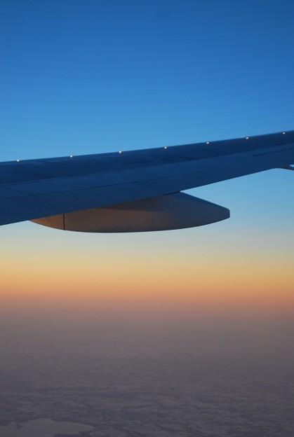 Photos: 飛行機に乗るといつも
