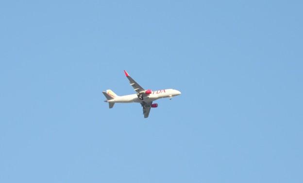 Photos: 飛行機