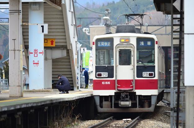 さよなら東武の快速列車の旅14