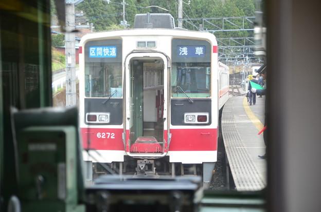 さよなら東武の快速列車の旅17