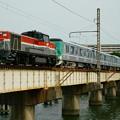 東京メトロ13000系甲種輸送