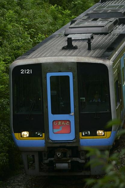 2000系・南風+しまんと4号(4)