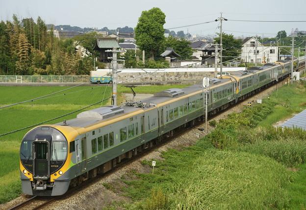 8600系・しおかぜ17号(2)