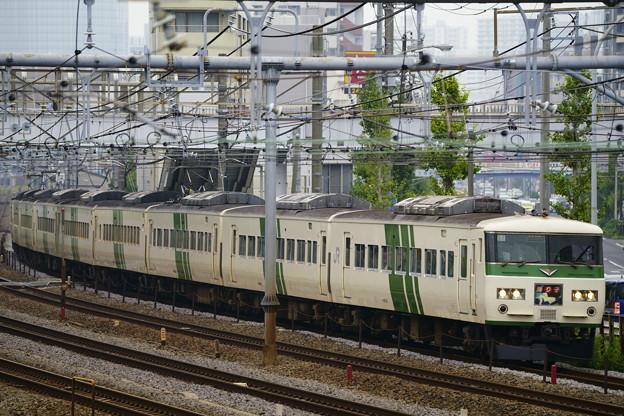 185系・踊り子107号(3027M)(4)