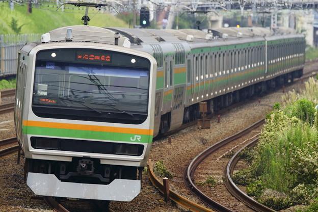 E231系1000番台(118)