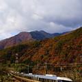 Photos: 383系・しなの7号(1007M)(4)