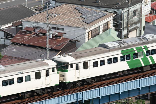 185系・踊り子110号(8030M)(7)