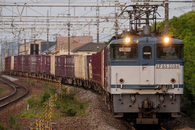 EF65-2094号機(75レ)