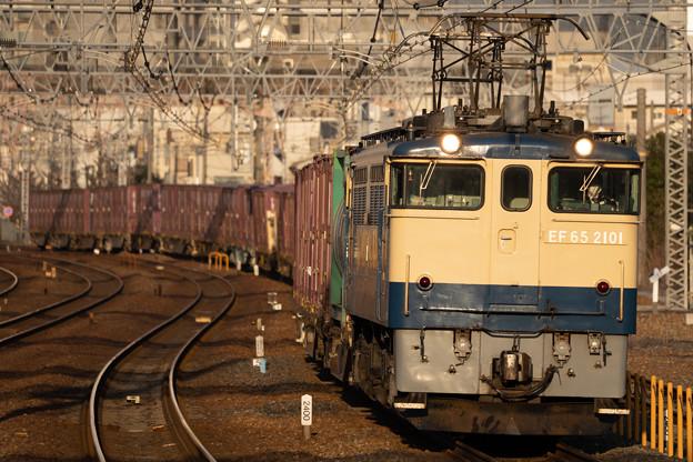 EF65-2101号機(75レ)