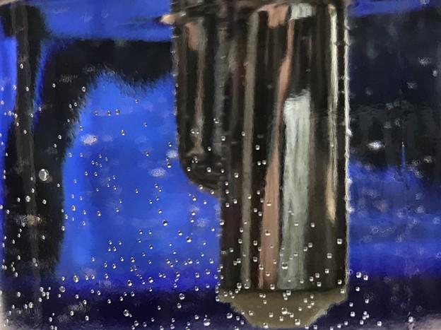 水の中の宇宙