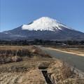 Photos: 冬の富士山