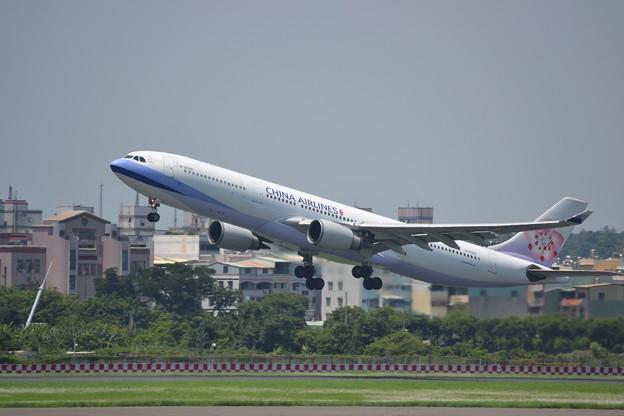 2018.7.10 中華航空