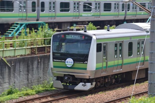 2018.8.5 横浜線