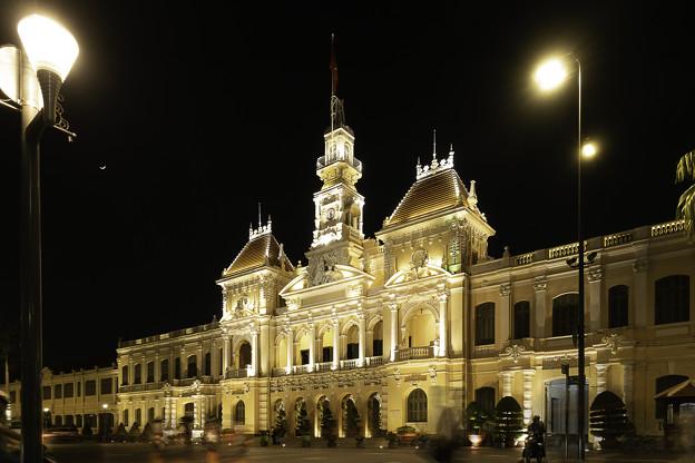 Photos: 人民委員会庁舎