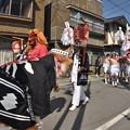 Photos: 天竜川へ