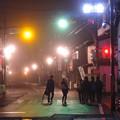 Photos: 霧雨の夜