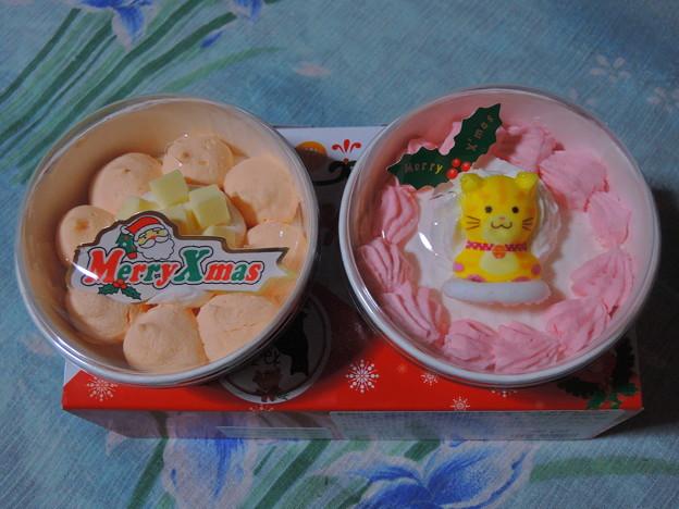 ペット用クリスマスケーキ