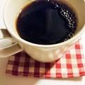 G先生にこれを。コーヒー淹れました・・・