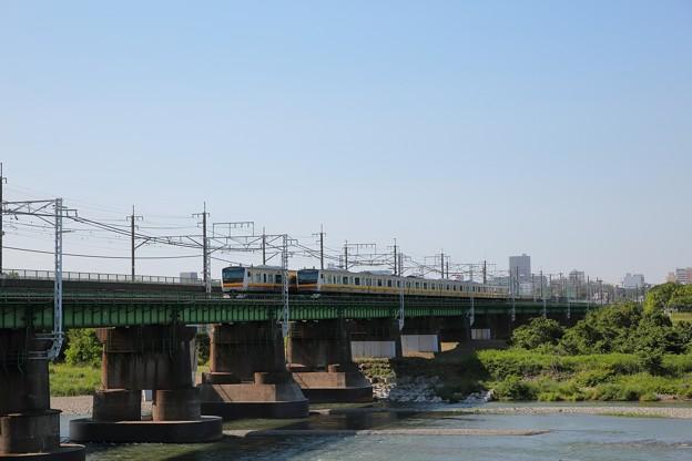 写真: E233