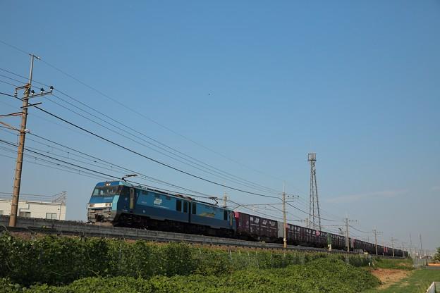 EH200-6 89レ