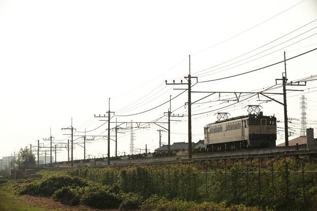 EF65-2067 77レ