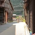 写真: 撮り鉄目線の奈良井宿