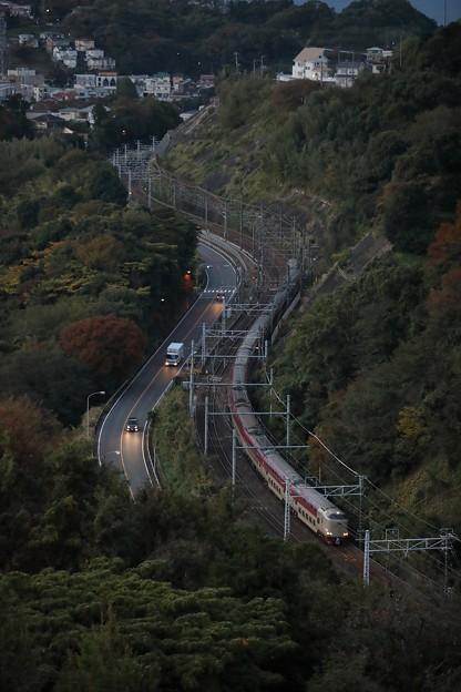 Photos: サンライズ出雲・瀬戸