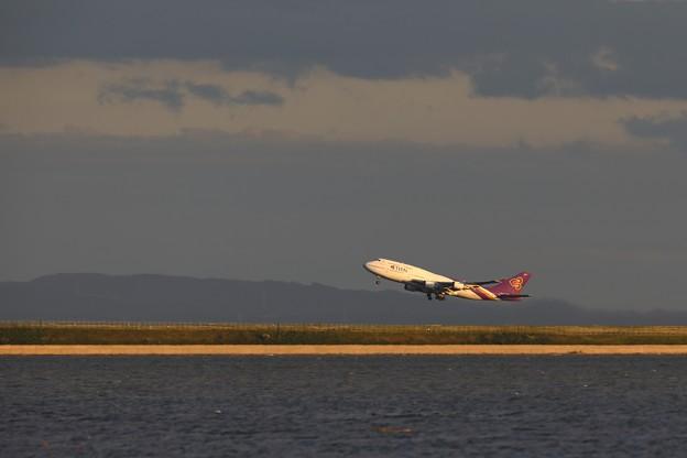 タイ航空747