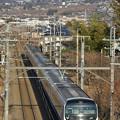 Photos: E257系