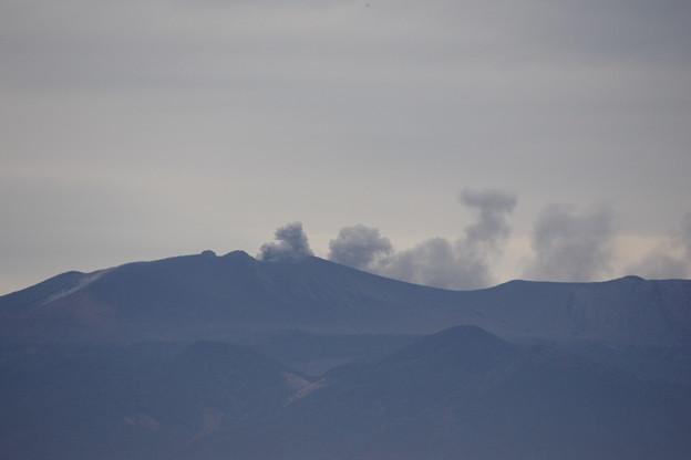 今日の新燃岳