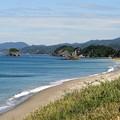 写真: 唐浜海岸