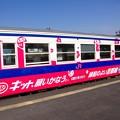 キットカット列車 b