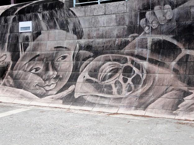 浦島太郎と海ガメ
